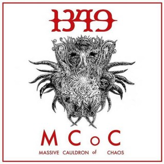 "1349: a new album ""Massive Cauldron of Chaos"""