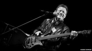 Cream bassist Jack Bruce has died