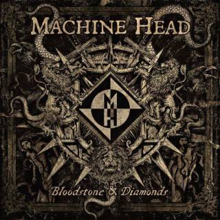 "New album release: Machine Head vocalist talks about ""Bloodstone & Diamonds"""