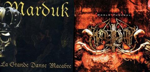 Marduk переиздали два классических альбома группы