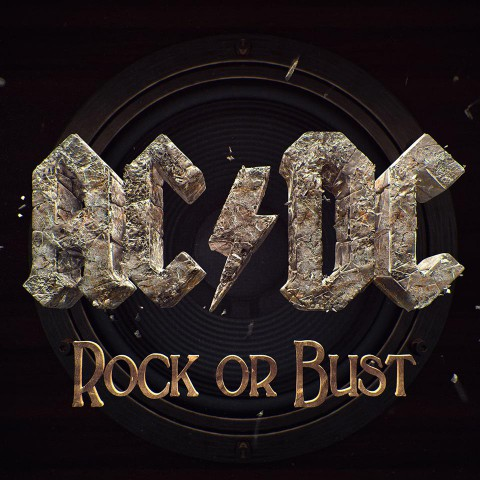 "AC/DC: релиз альбома ""Rock or Bust"""