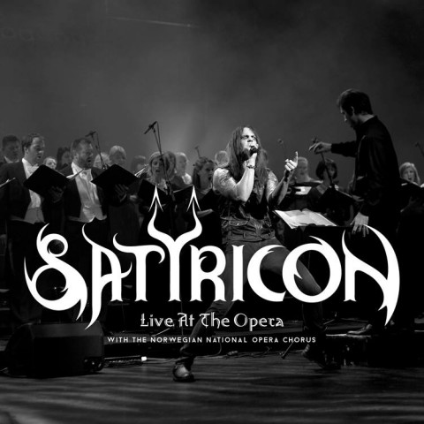 "Satyricon: video ""Die By My Hand"" from upcoming ""Live at the Opera"" and tour dates"