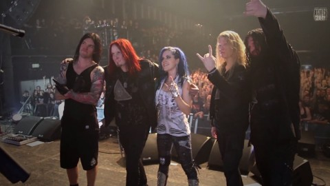 Arch Enemy: Asian tour dates 2015