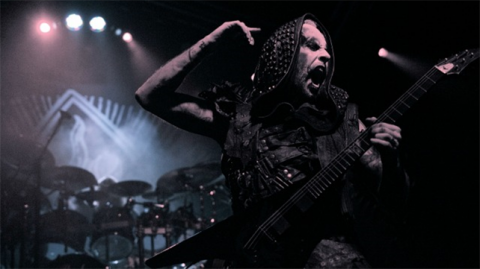 "Behemoth: ""Chant For Eschaton 2000"" live"