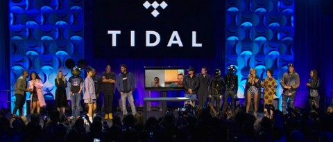 The world's first Hi-Fi streaming service TIDAL relaunched