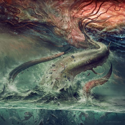 "Sulphur Aeon's upcoming ""Gateway to the Antisphere"" album streaming"