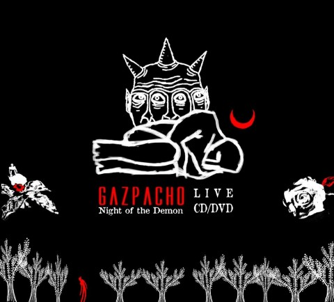 "Gazpacho's live video ""Golem"" from upcoming DVD ""Night of the Demon"""