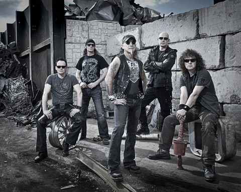 "Accept release new video ""Fall Of The Empire"""