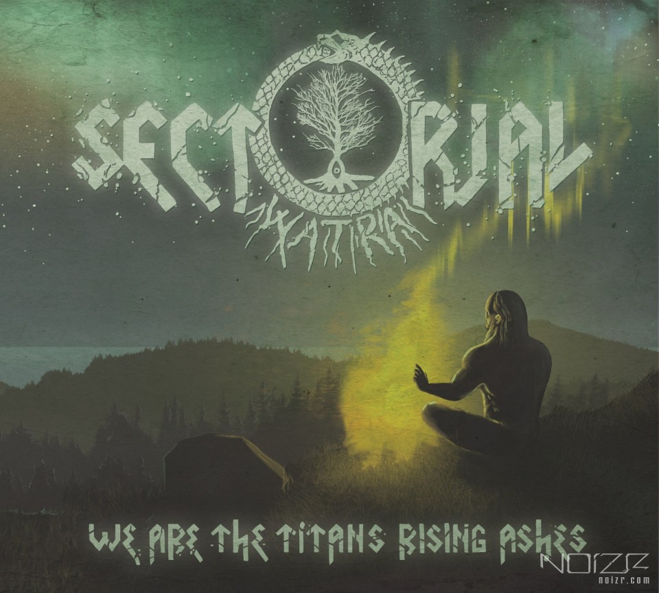 Sectorial show cover art of the upcoming album