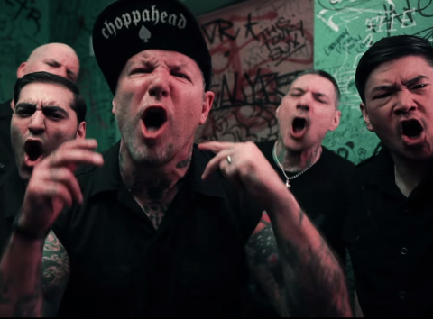 Hardcore cameo: Agnostic Front present video features musicians of Madball, H2O and Sick Of It All