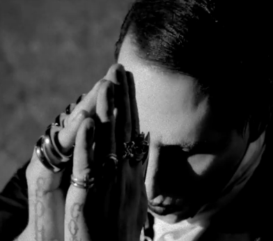 "Marilyn Manson: new video ""The Mephistopheles Of Los Angeles"""