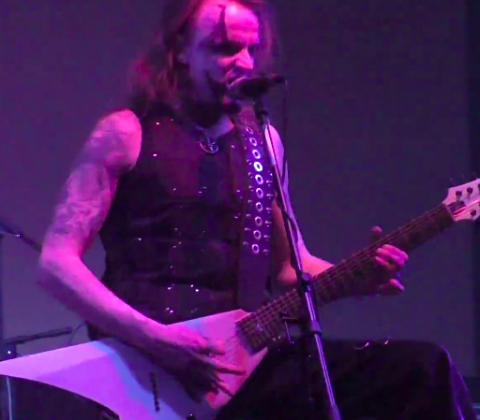 "Devilish Impressions' live video ""Icaros"""