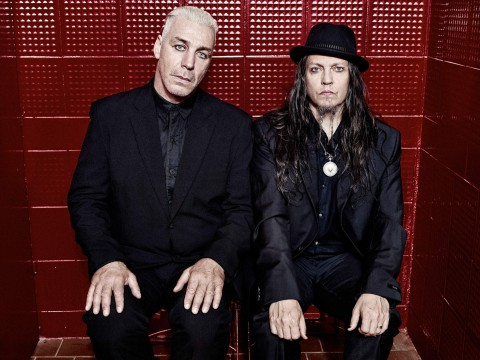 "Lindemann share instrumental version of ""Skills In Pills"""