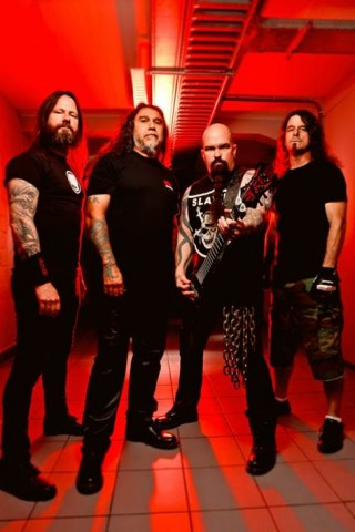 Slayer announce new album release date