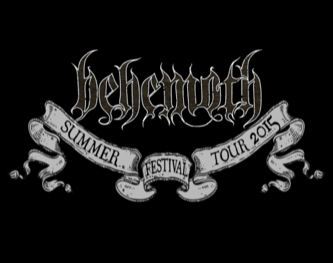 Behemoth announce festivals tour dates and new video