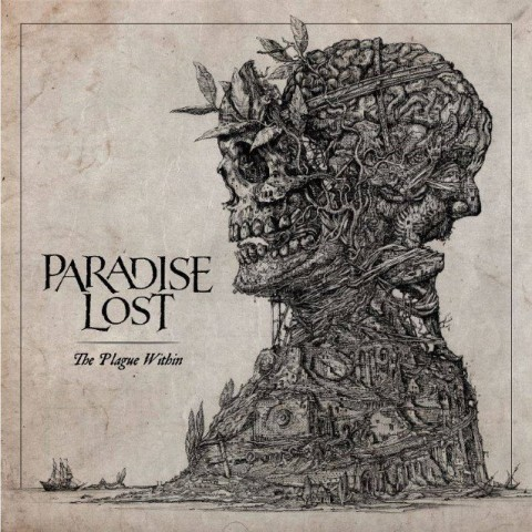 "Paradise Lost ""The Plague Within"" album sampler is posted online"