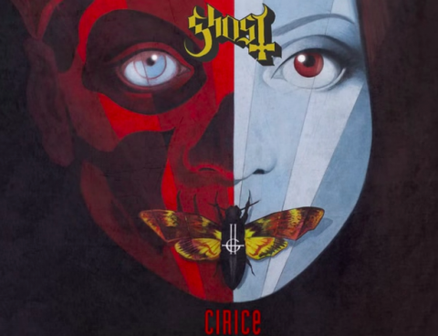 "Ghost ""Cirice"" song premiere"