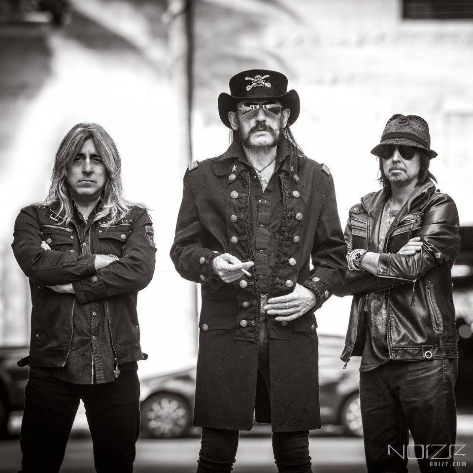 Motörhead announce new album release and tour in celebration of their 40th anniversary
