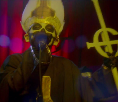 "Ghost: ""Cirice"" video premiere"