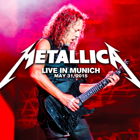 Metallica: live records from Rockavaria Festival