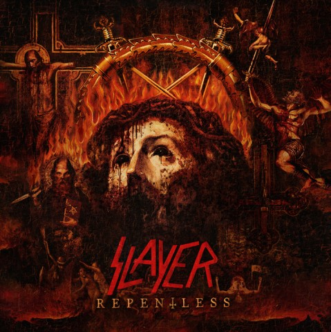 "Slayer представили відео ""Repentless"" і список пісень нового альбому"