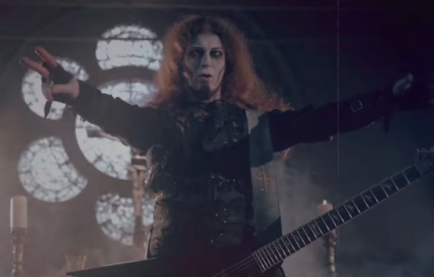 "Powerwolf: video ""Army Of The Night"""