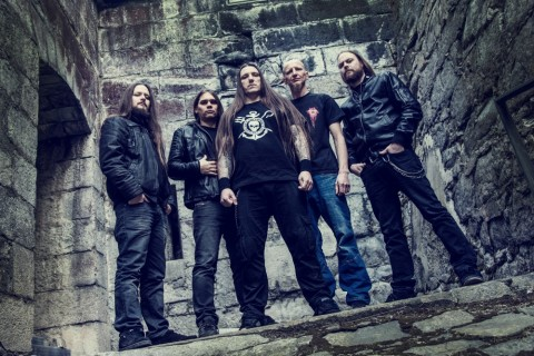 "Graveworm release lyric video ""Downfall of Heaven"""