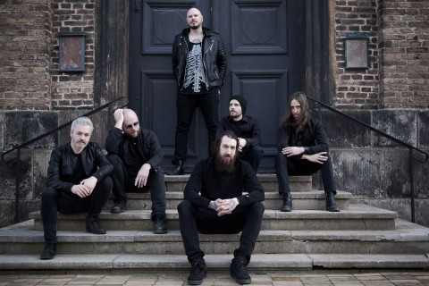 "Soilwork ""The Ride Majestic"" lyric video premiere"