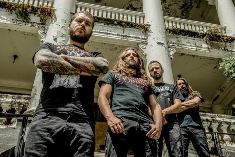 "Revocation: lyric video ""Scorched Earth Policy"""
