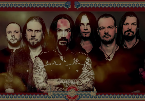 "Amorphis unveil song ""Death Of A King"" feat. Eluveitie's frontman"