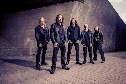 "Stratovarius present lyric video for song ""Shine in The Dark"" from the new album"