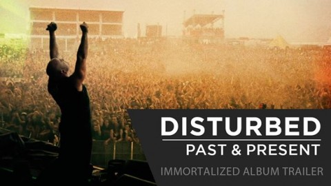 "Disturbed shows ""Immortalized"" album trailer"