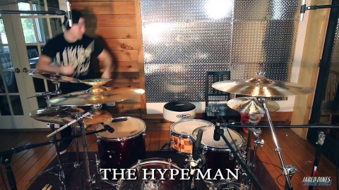 Video: types of drummers by Jared Dines