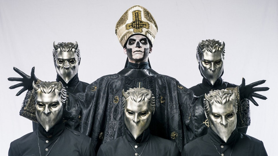 Ghost band 2015