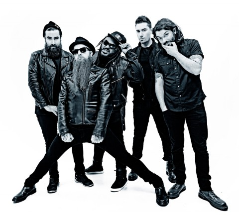 "Skindred: ""Under Attack"" track premiere"