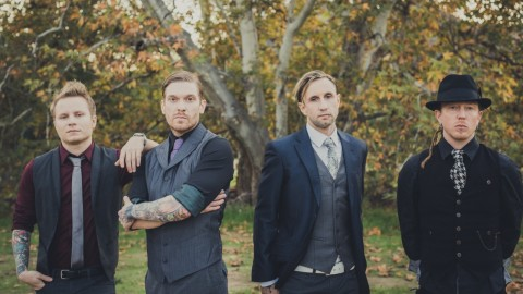 Let's listen to Shinedown's two new songs