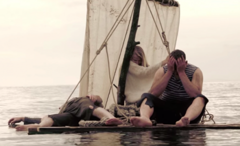 "My Dying Bride's new video inspired by masterpiece ""The Raft of Medusa"""