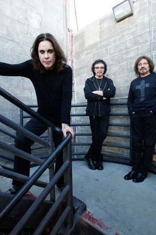 Black Sabbath's European farewell tour dates announcement