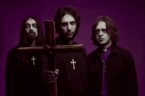 With The Dead unveil first track from debut album