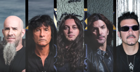 Anthrax announce new album title and release date