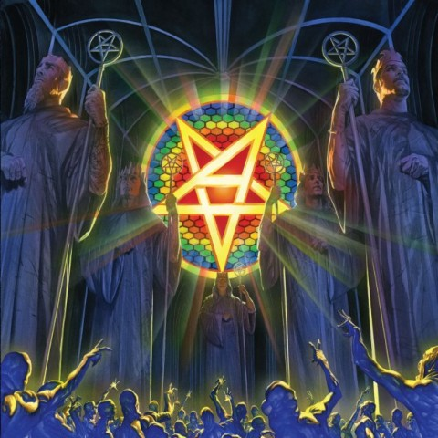 "Anthrax unveil ""For All Kings"" album cover"