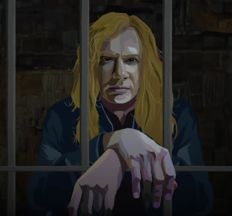 "Megadeth unleash animated video ""The Threat Is Real"""