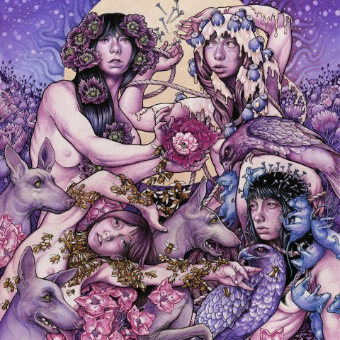 "Baroness stream new album ""Purple"""