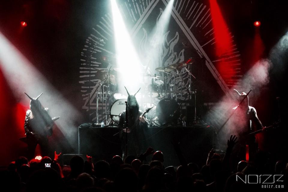 Звіт з фестивалю Eindhoven Metal Meeting