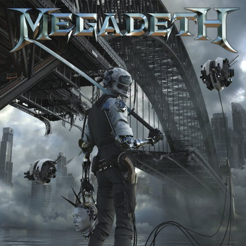 "Megadeth's new single ""Dystopia"""