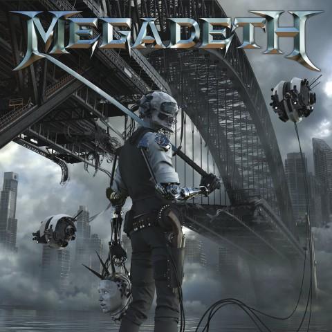 """Новый сингл Megadeth """"Dystopia"""""""