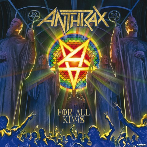 "Anthrax представили новый трек ""Breathing Lightning"""