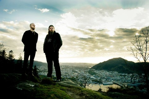 Enslaved and Wardruna musicians present track of joint project
