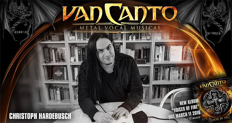 Van Canto Metal Vocal Musical