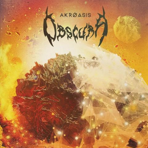 """Стрим нового альбома Obscura """"Akróasis"""""""